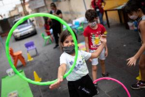 Unsere Projekte mit Save the Children